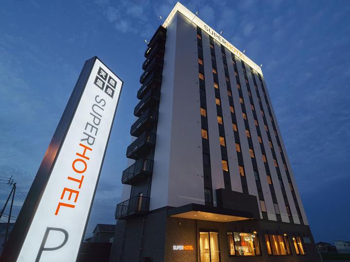Super Hotel Anan Tomioka