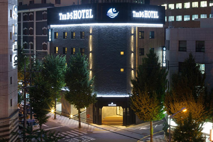 The BS Hotel Busan Station(釜山站BS酒店)