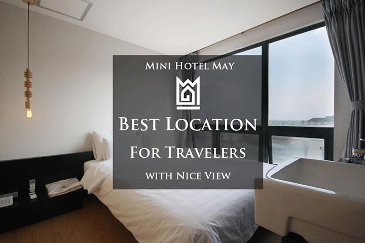 Mini Hotel May Nampo(五月南浦迷你酒店)