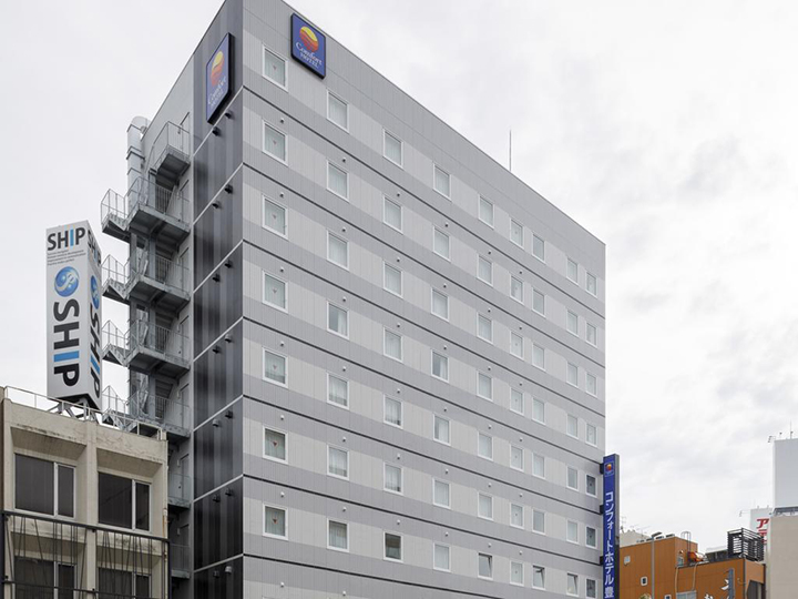 Comfort Hotel Toyohashi(豐橋康福特茵酒店)