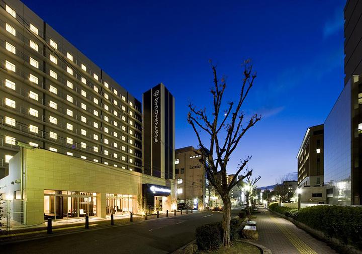 Daiwa Roynet Hotel Sakai Higashi(堺東戴瓦魯內酒店)