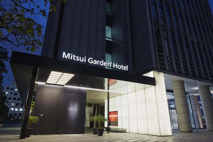 Mitsui Garden Hotel Ginza Premier(三井花園飯店銀座普米爾)