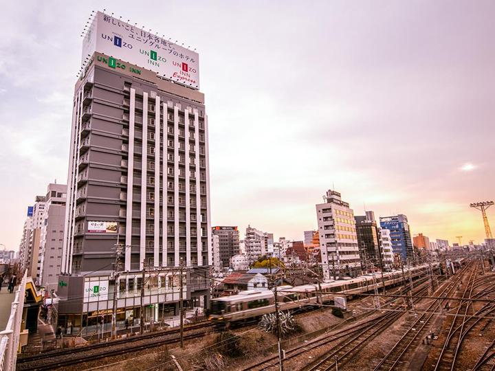 UNIZO INN Shin-Osaka(新大阪 UNIZO 旅舍 )