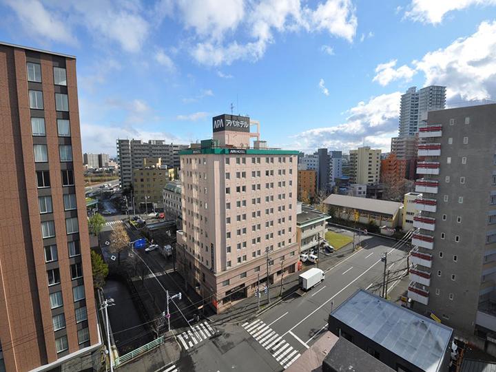 APA Hotel Sapporo Susukino Ekiminami(APA札幌伊克米納米酒店)