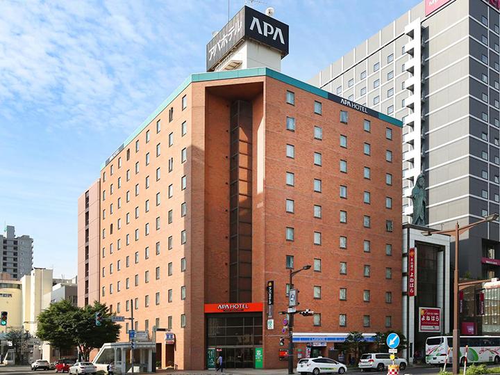 APA Hotel Sapporo Susukino Ekimae(APA札幌薄野站前飯店)