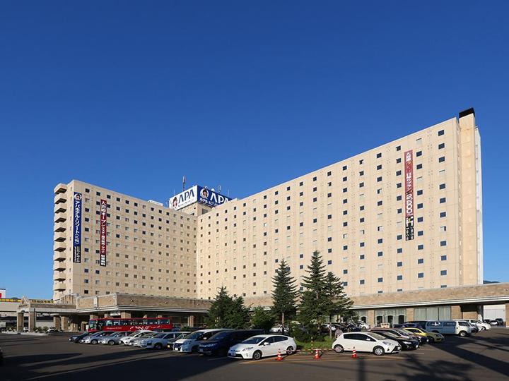 APA Hotel & Resort Sapporo(札幌APA度假酒店)