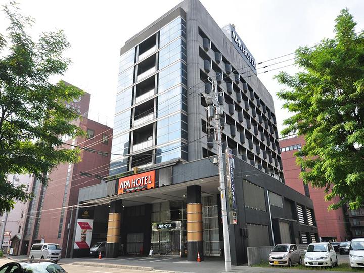 APA Hotel TKP Sapporo Eki-Kitaguchi Excellent(札幌TKP驛北口出色APA酒店)