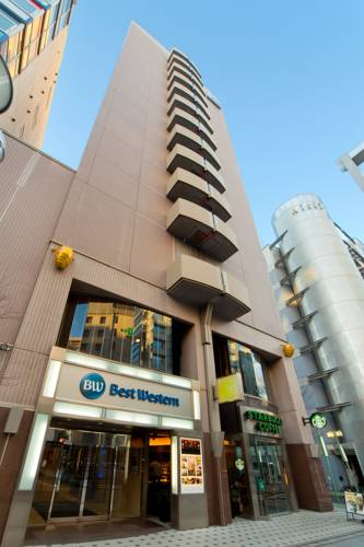 BEST WESTERN Hotel Nagoya(名古屋最佳西方酒店)
