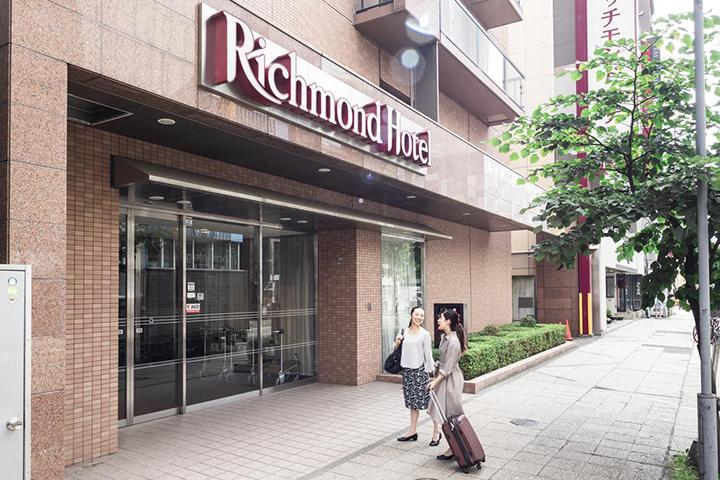 Richmond Hotel Sapporo Odori(里士滿札幌大通酒店)
