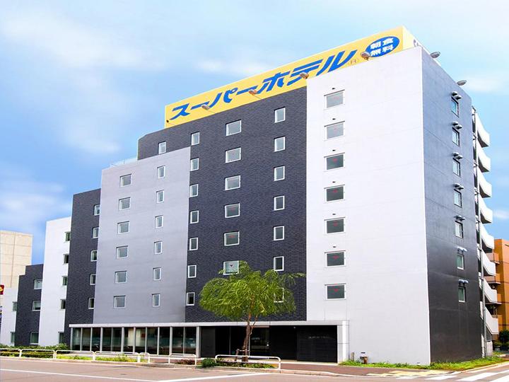 Super Hotel Shinagawa Aomono-Yokocho(橫丁品川青物超級酒店)