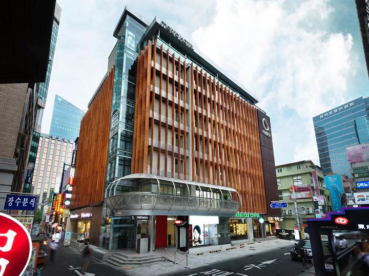 Metro Hotel Myeongdong(地鐵明洞酒店)