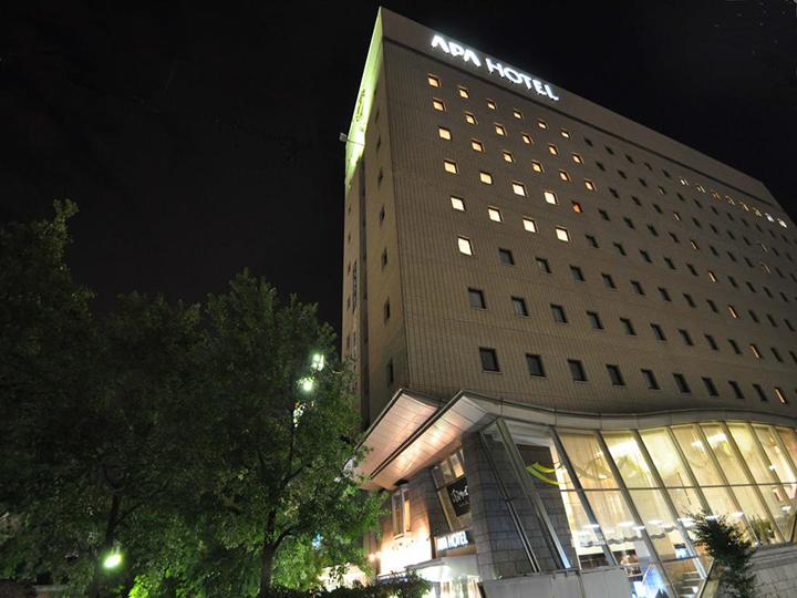 APA Hotel Ogaki Ekimae(大垣站前APA酒店)