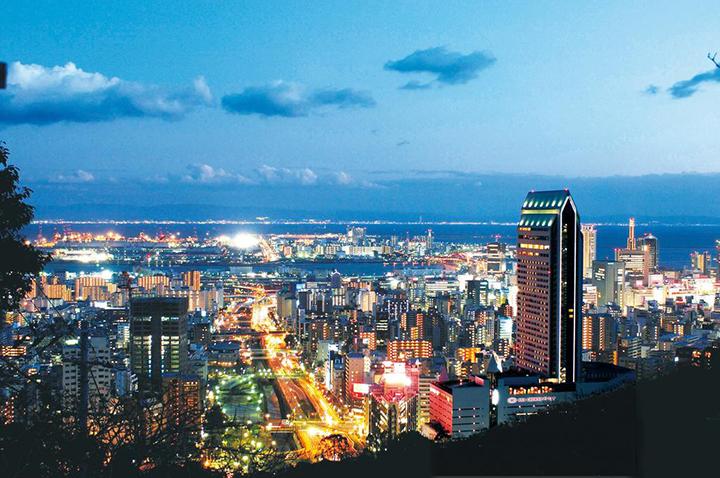 ANA Crowne Plaza Kobe(神戶全日空皇冠廣場酒店)