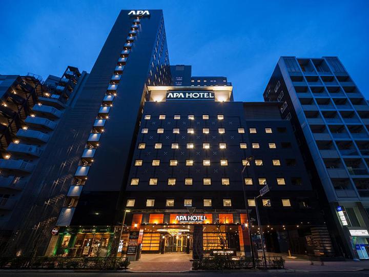 APA Hotel & Resort Nishishinjuku-Gochome-Eki Tower(西新宿五丁目站大廈飯店(APA 飯店及度假村))