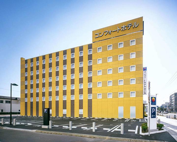 Comfort Hotel Tomakomai(苫小牧舒適酒店)