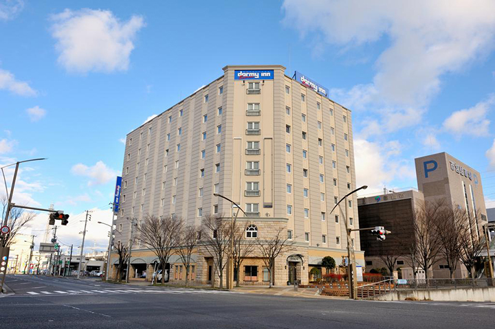 Dormy Inn Express Koriyama(多美迎 EXPRESS 郡山飯店)