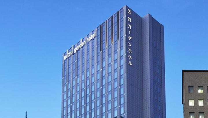 Mitsui Garden Hotel Sendai(仙台三井花園酒店)
