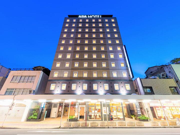 APA Hotel Niigata Furumachi(新潟古町阿帕酒店)