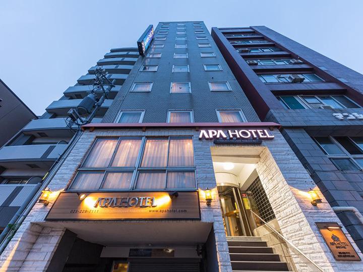 APA Hotel Niigata Higashinakadori(新潟東中通 APA 酒店)