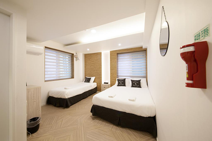 K-Guesthouse Seomyeon 1(西面1號K旅館)