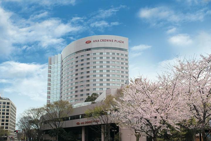 ANA Crowne Plaza Kanazawa(金澤ANA皇冠假日酒店)