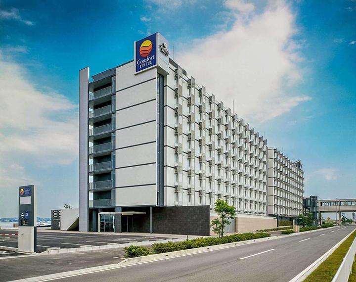 Comfort Hotel Central International Airport(中央國際機場康福特茵酒店)