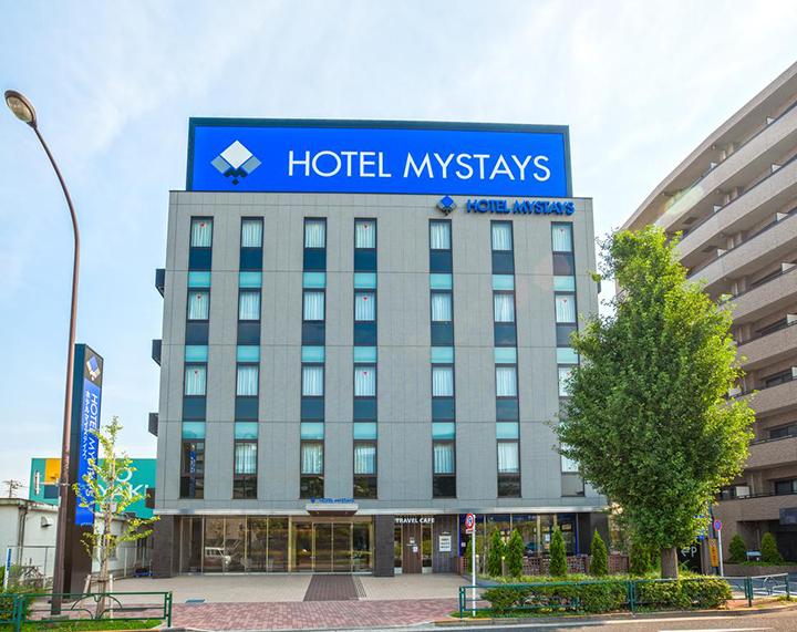 HOTEL MYSTAYS Haneda(MYSTAYS 羽田酒店)