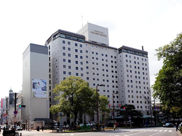 Nishitetsu Grand Hotel(西鐵格蘭酒店)