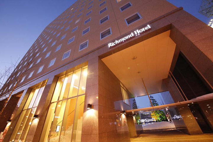 Richmond Hotel Obihiro Ekimae(帶廣站前裡滿士酒店)