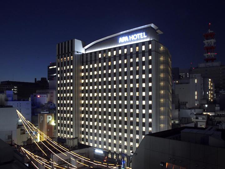 APA Hotel Nagoya Sakae(APA名古屋榮酒店)