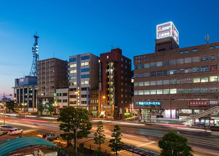 APA Hotel Nagasaki Ekimae(APA長崎站前酒店)