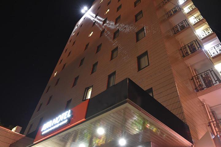 APA Hotel Miyazaki Miyakonojo Ekimae(宮崎都城站前APA酒店)