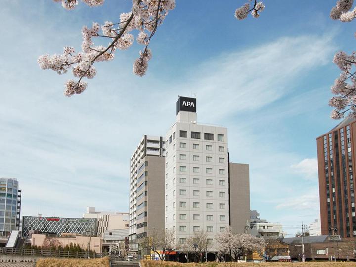 APA Hotel Mito-Ekimae(美圖- 站前APA酒店)