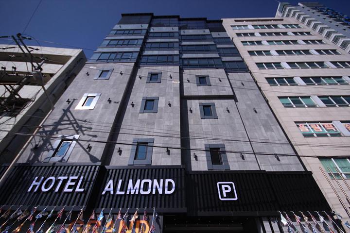 Almond Hotel Busan Station(釜山站杏仁酒店)