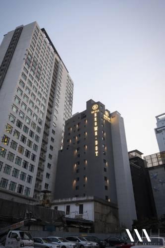 Seomyeon Brown-dot hotel Gold