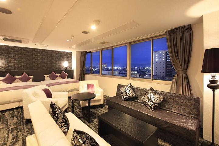 Centurion Hotel Villa Suite Fukui Ekimae(百夫長酒店別墅套房福井站前)
