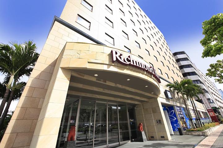 Richmond Hotel Naha Kumoji(里士满那霸久茂地酒店)