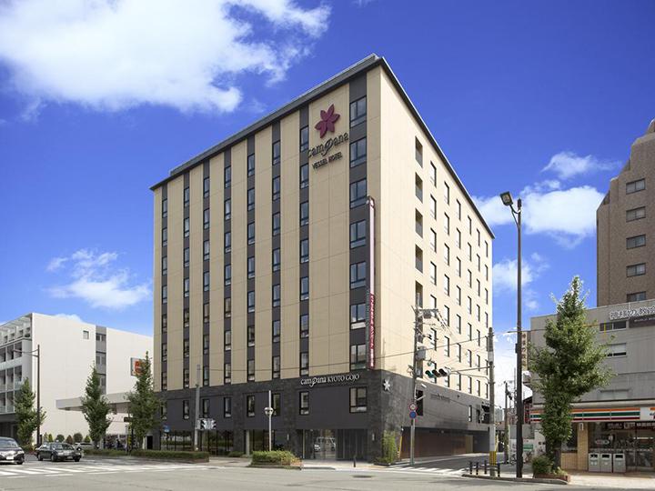 Vessel Hotel Campana Kyoto Gojo(京都五条坎帕纳韦塞尔酒店)