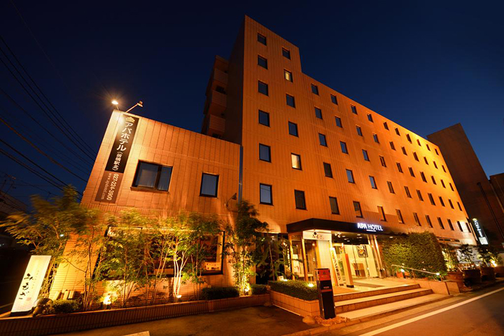 APA Hotel Maebashieki-Kita(前橋站川北APA酒店)