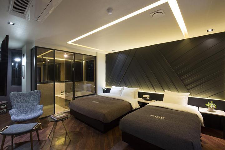 2 Heaven Hotel Seomyeon(西面天堂 2 號飯店)