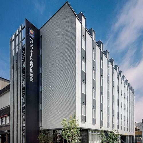 Comfort Hotel Suzuka(鈴鹿酒店)