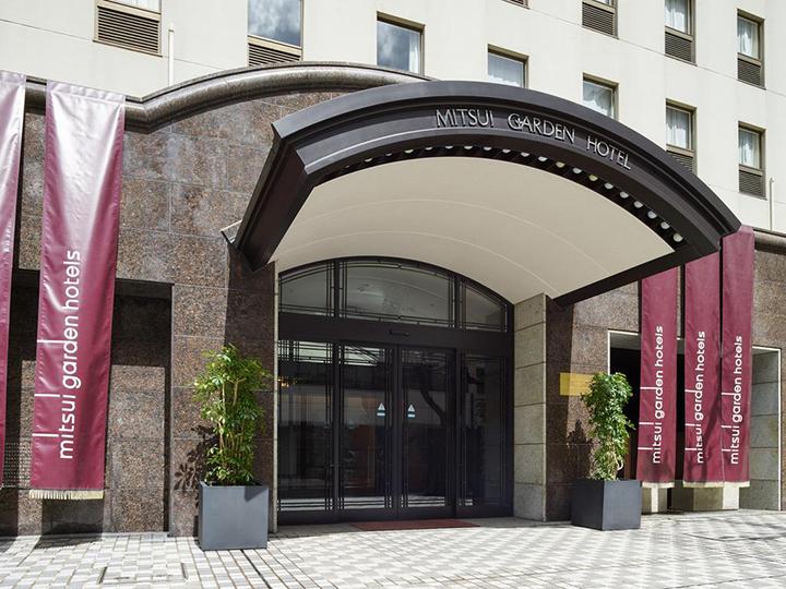 Mitsui Garden Hotel Osaka Yodoyabashi(三井花園飯店大阪淀屋橋)