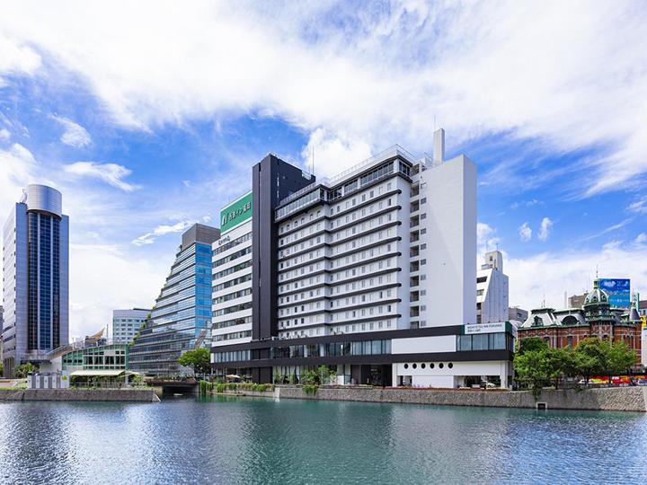 Nishitetsu Inn Fukuoka(福岡西鐵酒店)