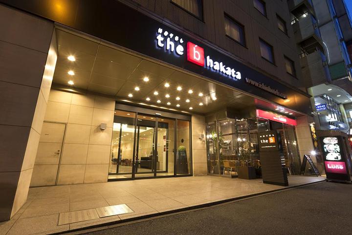 the b Hakata(福岡B酒店)