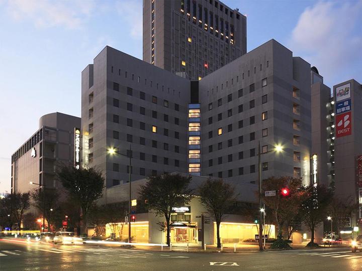 APA Hotel Kokura Ekimae(小倉站前APA酒店)