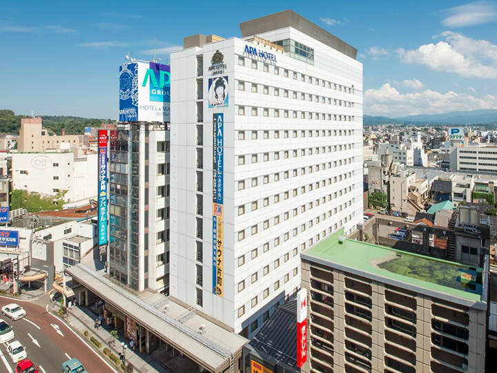APA Hotel Kanazawa Chuo(APA金澤中央大酒店)