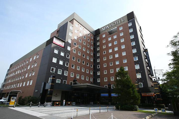 APA Hotel Tokyo Shiomi Ekimae(APA東京潮見站前酒店)
