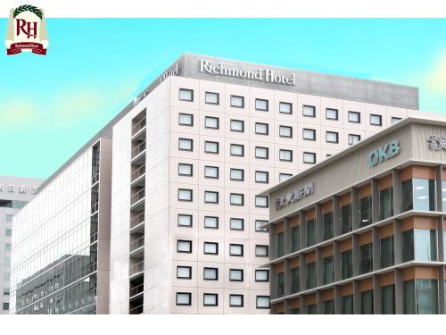Richmond Hotel Nagoya Nayabashi(里士满名古屋纳屋桥酒店)