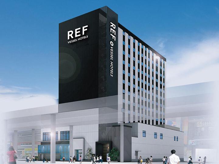 REF Kumamoto by VESSEL HOTELS