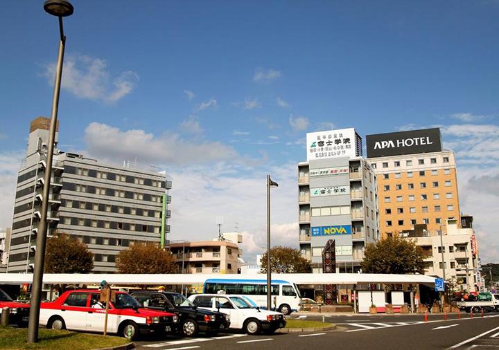 APA Hotel Kagoshima Chuo-Ekimae(鹿兒島中央站前APA酒店)